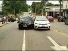 Jovem é morto após ser perseguido em avenida de Anápolis, GO