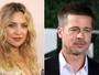 Irmão de Kate Hudson ironiza notícias sobre namoro da atriz com Brad Pitt