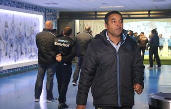 Grêmio consegue efeito suspensivo e libera Roger para jogo com Atlético-PR