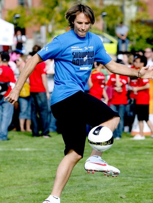 Steve Nash basquete jogando bola  (Foto: AP)
