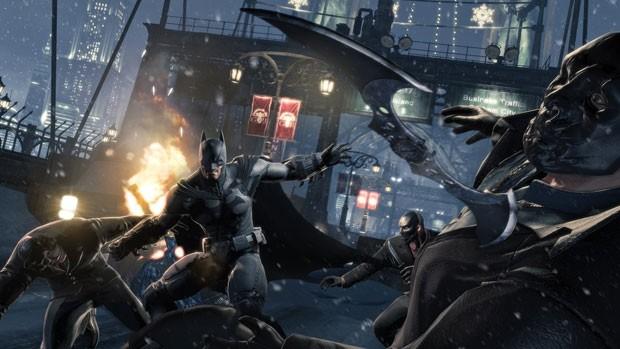Batman tem que enfrentar os piores inimigos que querem matá-lo na véspera de Natal (Foto: Divulgação/Warner Bros.)