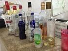 Menores são flagrados ao tomar bebida alcoólica em condomínio