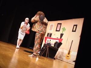 Teatro  (Foto: Reprodução / Divulgação)