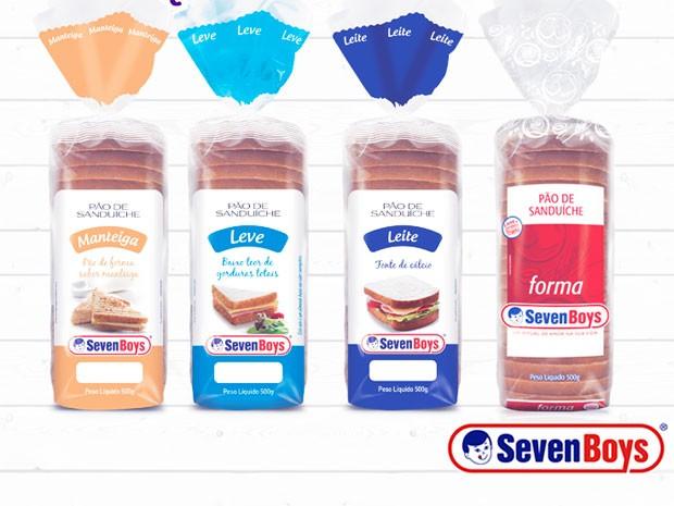 Paes da Seven Boys (Foto: Reprodução/Facebook/Seven Boys)