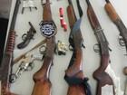 Polícia prende seis pessoas por caça predatória no interior do Paraná