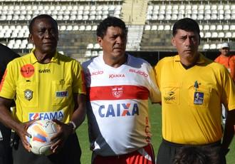 Clássico CSA x CRB Master (Foto: Jota Rufino/GloboEsporte.com)