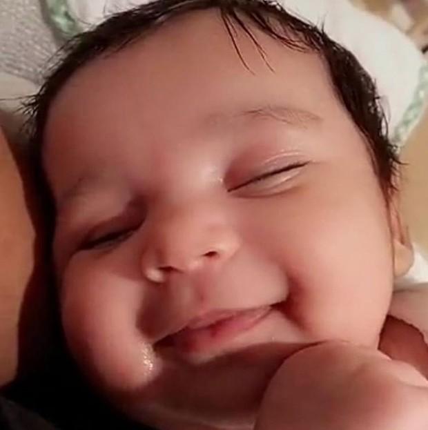 Dream, filha de Rob Kardashian e Blac Chyna (Foto: Reprodução/Instagram)