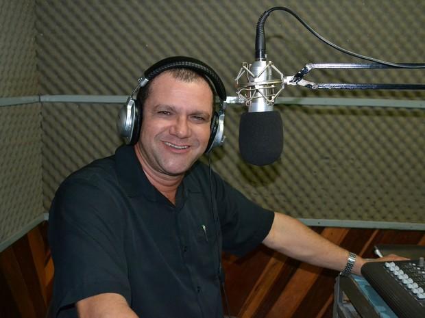 Léo Silva faleceu dois dias após tomar posse como prefeito  (Foto: Léo Silva/Arquivo Pessoal)