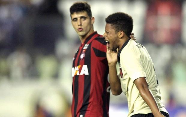 André jogo Vasco contra Atlético-PR (Foto: Nina Lima / Agência O Globo)