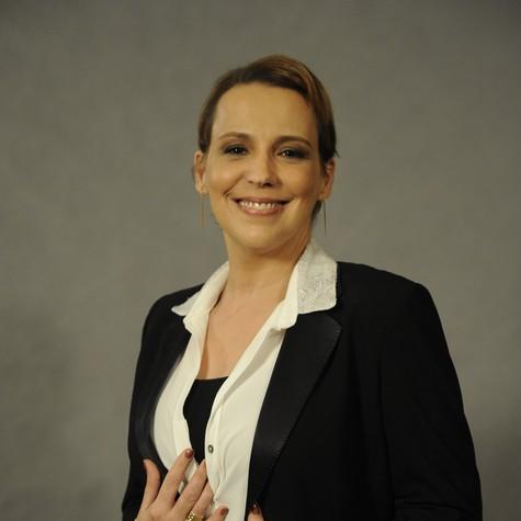 Ana Beatriz Nogueira fará novela de Maneco (Foto: Renato Rocha Miranda/ TV Globo)