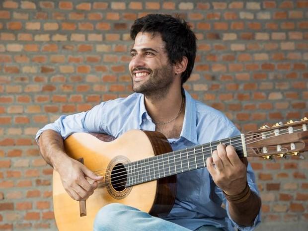 Guilherme Lamas traz no repertório melodias e arranjos do samba, bossa nova e choro  (Foto: Mauro Machado)
