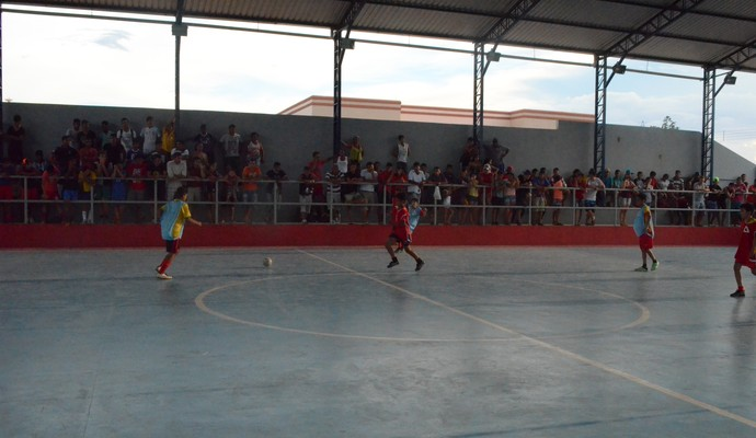 Peneira do Vivaz;futsal;roraima;vivaz (Foto: Herianne Cantanhede)
