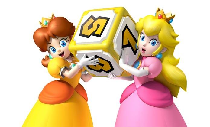 Daisy e Peach, hoje conhecidas pelos fãs (Foto: Divulgação)