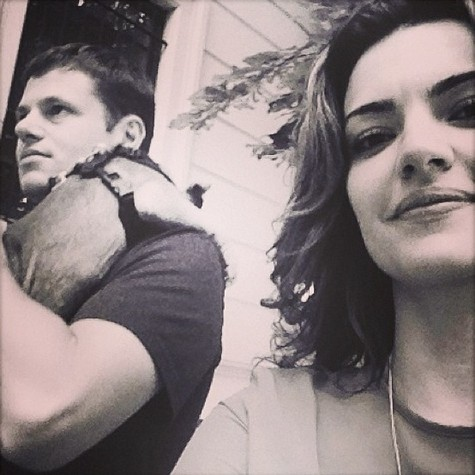 Mayana Neiva e Rich Torrisi (Foto: Reprodução da internet)