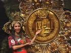 Gabi Miranda vai encarar dobradinha no Carnaval: Tatuapé e Grande Rio