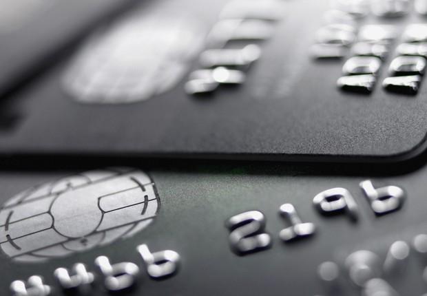 Cartão de crédito ; cartões de crédito ;  (Foto: Shutterstock)