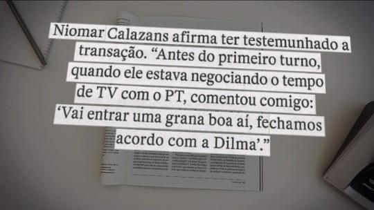 Ex-dirigentes confirmam que PROS vendeu tempo de TV ao PT em 2014, diz revista