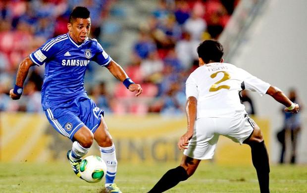 Wallace jogo Chelsea amistoso Tailândia (Foto: Reuters)