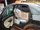 Polícia apreende carro com celulares e videogames contrabandeados