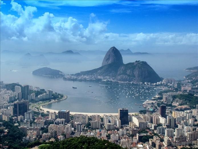 Rio de Janeiro (Foto: Reprodução)