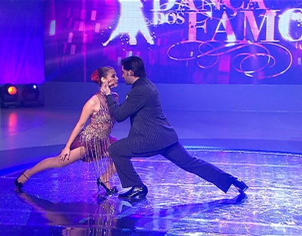 Paolla Oliveira vencedora da Dança dos Famosos (Foto: Tv Globo)