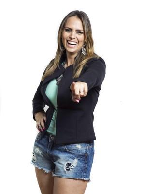 Aline Lima (Foto: Aline Lima Mais Caminhos)