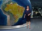 Nesta sexta (7), pode ter tempestade em Goiás, Minas e Rio de Janeiro