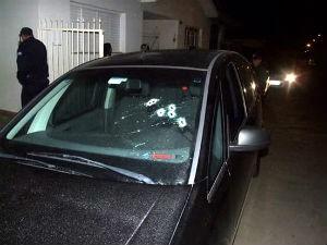 Guarda Civil reagiu a tentativa de assalto em Rio Claro (Foto: Divulgação/Guarda Municipal)