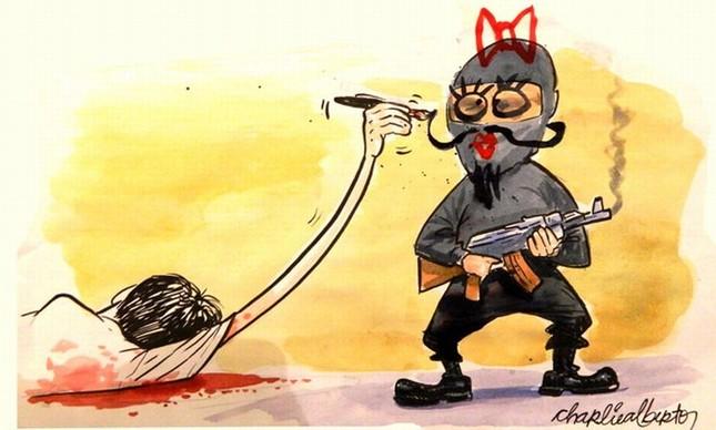 Charlie Hebdo (Foto: Charlie)