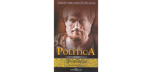 Política, de Aristóteles (Foto: Divulgação)