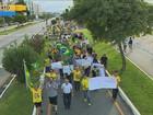 SC tem manifestações em apoio à Operação Lava Jato neste domingo