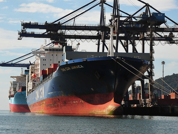 Porto de Paranaguá deve receber ampliações, segundo Richa (Foto: Ivan Bueno/Aen/Divulgação)