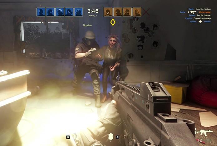 Rainbow Six Siege ganha novo trailer de gameplay. (Foto: Divulgação)