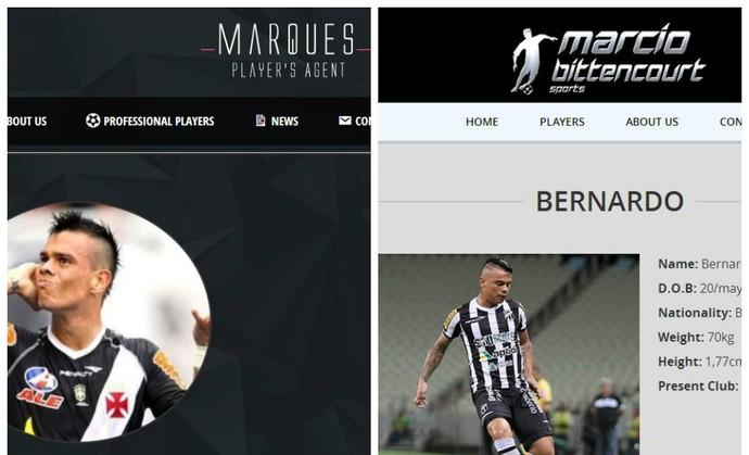 bernardo, cliente da marques players e de marcio bittencourt (Foto: Reprodução)
