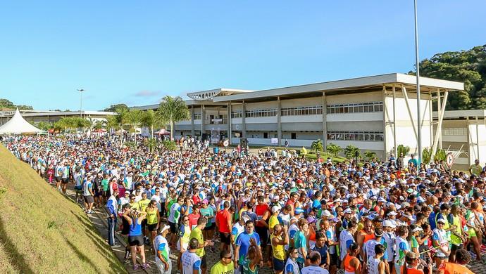 Corrida da Saúde Juiz de Fora  (Foto: Thiago Lemos/Divulgação)