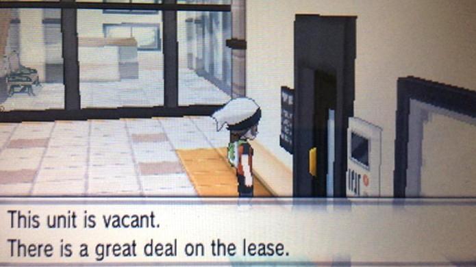 O estranho apartamento vazio também parece ter alguma relação com fantasmas (Foto: Kotaku)