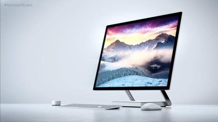Surface Studio  (Foto: Reprodução/Microsoft)