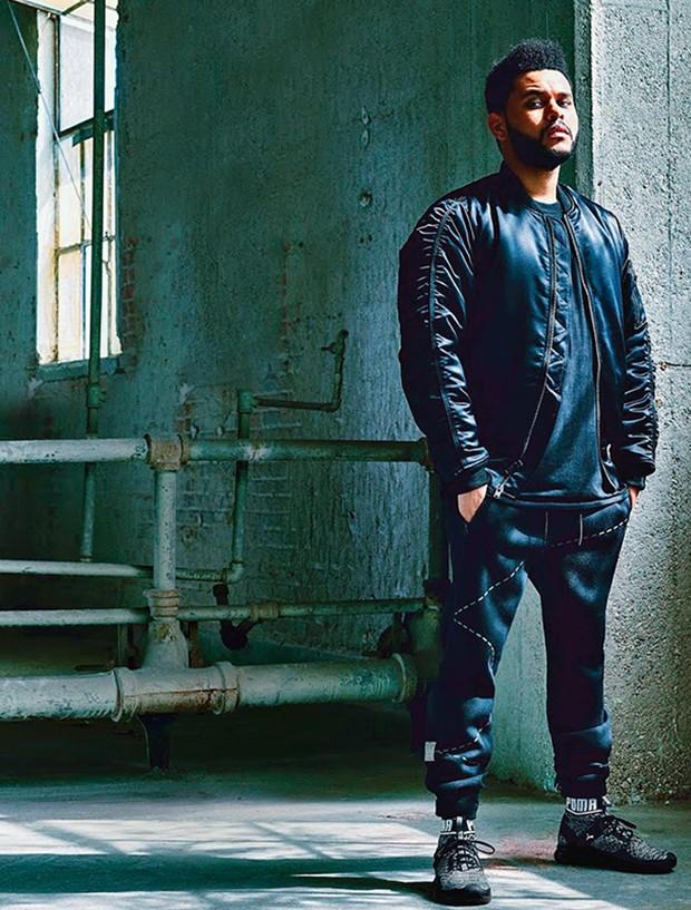The Weeknd (Foto: Divulgação)