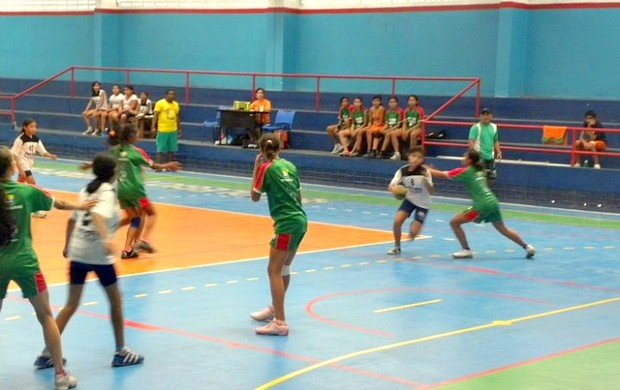 Handebol júnior (Foto: LIHAM/Divulgação)