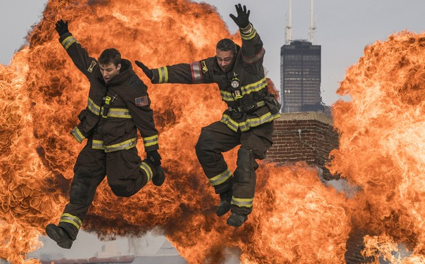 "Chicago Fire - ""Law of the Jungle"" (11Ep6T)"