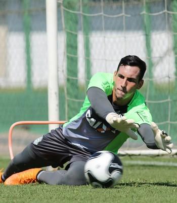 gatito fernández figueirense (Foto: Luiz Henrique / FFC)
