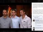 Estúdio anuncia irmãos de Paul Walker em 'Velozes e furiosos 7'