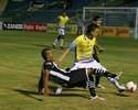 """""""O Magno (Alves) entrou e definiu pra gente"""", diz Marcos Aurélio após jogo"""