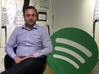 Streaming facilita descoberta de música nova, diz diretor do Spotify