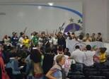 Alunos invadem prédio da Secretaria de Educação do RJ