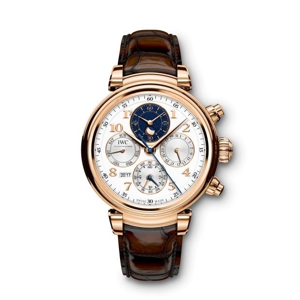 IWC Da Vinci Perpetual Calendar Chronograph (Foto: Divulgação)