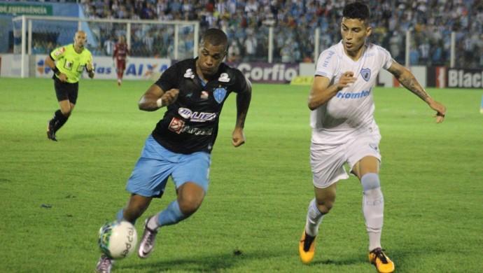 Paysandu e Londrina empataram em 0 a 0 na noite deste sabado (Foto: Fernando Torres/Ascom Paysandu)