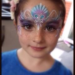 pinturafacial_princesa (Foto: Reprodução - Pinterest)