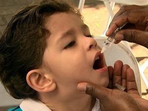 Amazonas imuniza mais de 244 mil crianças contra Poliomielite (Foto: Divulgação)