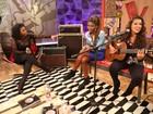 The Voice Web recebe as 'poderosas' Késia, Luciana Balby e Letícia Pedroza